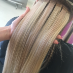 Hair extensions in Summerlin