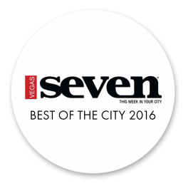 Beli Andaluz Salon Las Vegas awarded Vegas Seven Magazine's Best of the City 2016